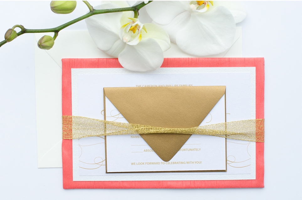 Corinne Invitation Suite by Simply Sleek Designs